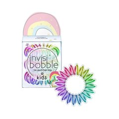 Резинки Invisibobble Kids Magic Rainbow