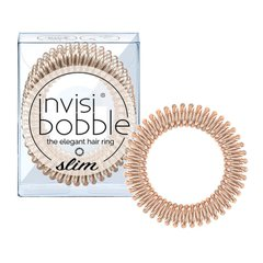 Резинки Invisibobble Slim Bronze Me Pretty