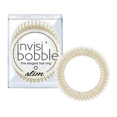 Резинки Invisibobble Slim Stay Gold