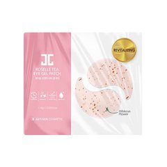 Патчи под глаза Jayjun Roselle Tea Eye Gel Patch Individual 20шт