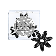 Резинки Invisibobble Nano True Black